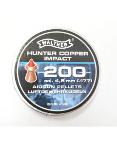 Walther Hunter Copper Impact 4.5 mm (200)