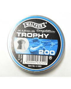 Walther Competition Trophy 6,35mm (200)