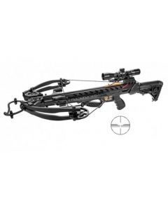 Compound Armbrust FROST WOLF 175 lbs Plus Tasche