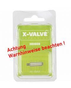 X-Valve Tuning Ventil für T4E HDS 68 Schrotflinte (nur für den Export)